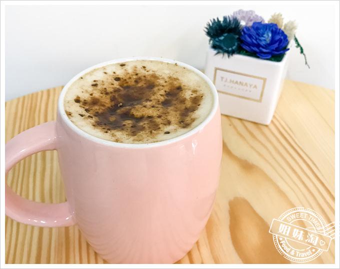 好林珈琲店黑糖鮮奶茶