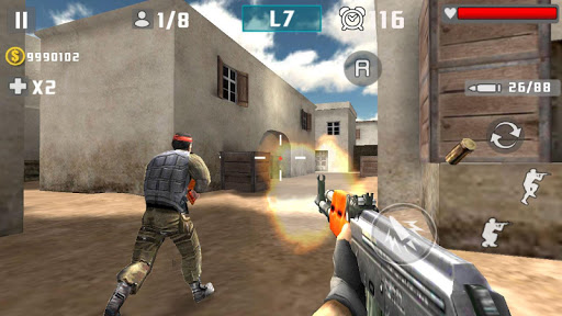 Gun Shot Fire War 1.2.2 screenshots 5
