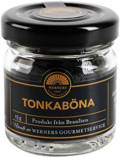 Tonkaböna – Werners Gourmetservice