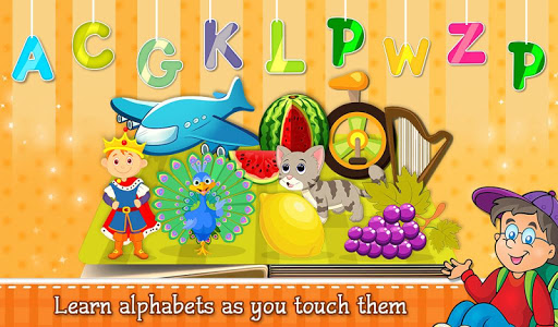 Kids ABC Numbers Pop Up Book v1.0.0