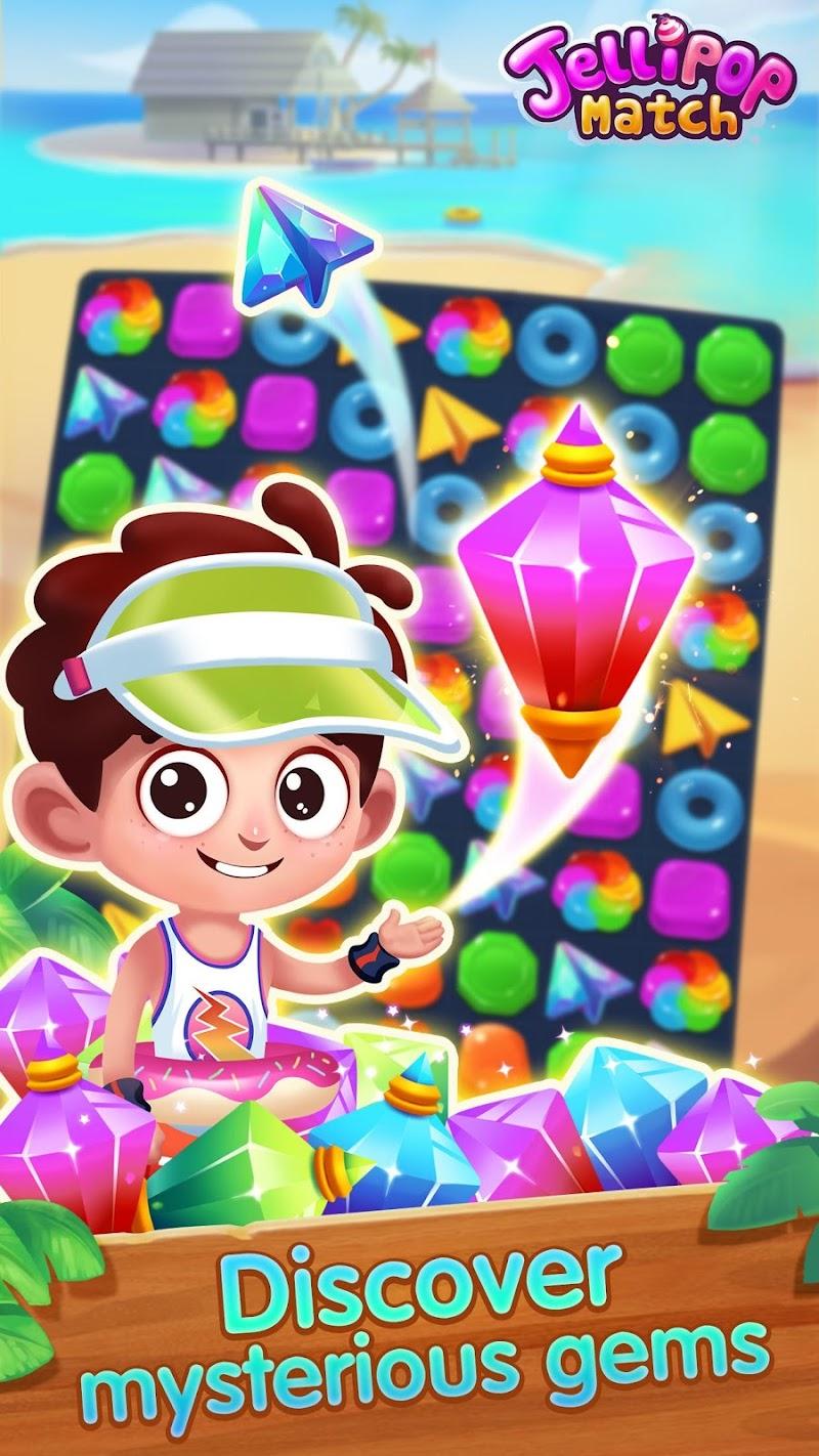 Jellipop Match Screenshot 0