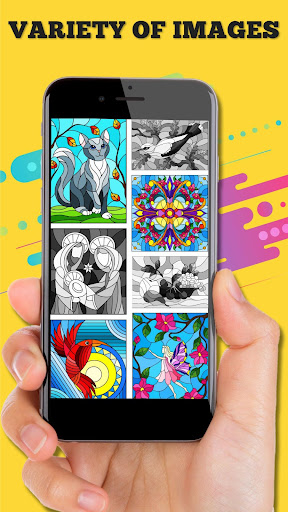 Artwork Color By Number For Adults Apk 1