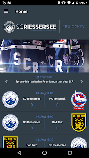 SC Riessersee- screenshot thumbnail