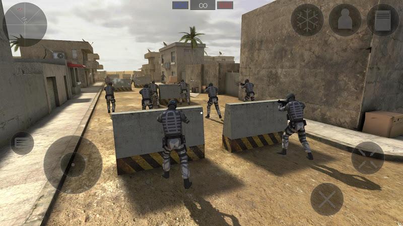 Zombie Combat Simulator Screenshot 0