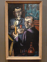 Photo: German painting by Max Beckmann.
