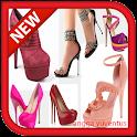Women Footwear Fashion icon