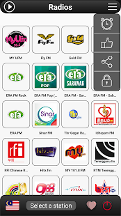 Malaysia Radio FM - náhled
