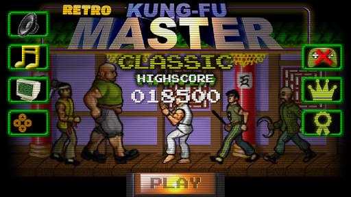 Retro Kung Fu Master - 80s Arcade 1.06 {cheat|hack|gameplay|apk mod|resources generator} 1