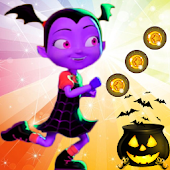 magic vampirina run & jump