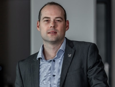 Sean Laval, Executive: Solutions and Innovations, SqwidNet.