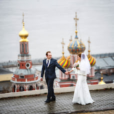 Wedding photographer Andrey Gribov (agribov). Photo of 11.01.2018