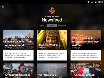 Al Jazeera English Screenshot 7