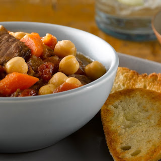 Bush's® Mediterranean Beef and Bean Stew.