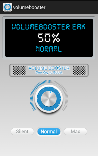 Volume Sound Booster Louder