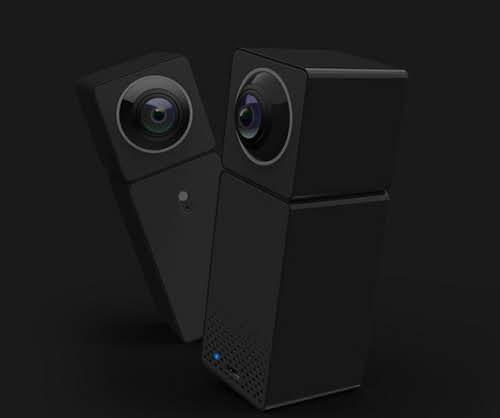 Camera giám sát thông minh Xiaofang Smart IP hỗ trợ 360 độ, quay đêm-2