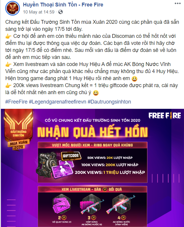 chung-ket-dau-truong-sinh-ton-free-fire-chinh-thuc-tro-lai