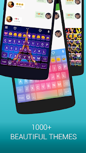 Emoji Keyboard Cute Emoticons screenshot 3