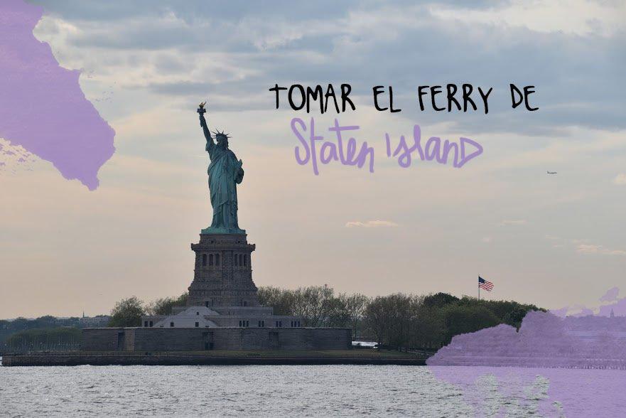 lugares que visitar en Nueva York en un primer viaje