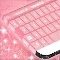 粉红色的键盘花式 icon