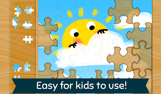 Weather Puzzles for Kids- screenshot thumbnail
