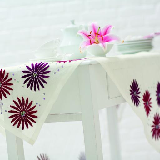Tablecloth Designs Ideas