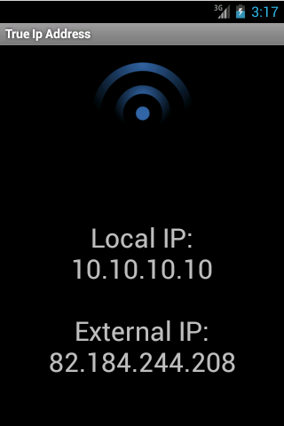 True IP Address