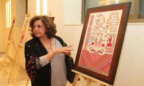 الكاتبة زهيرة زقطان