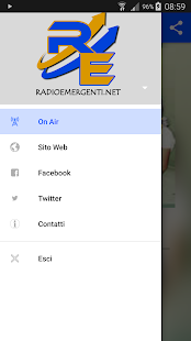 Radio EmerGeNti- screenshot thumbnail