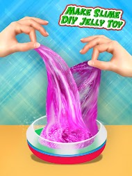 How To Make Slime DIY Jelly Toy Play fun APK screenshot thumbnail 4