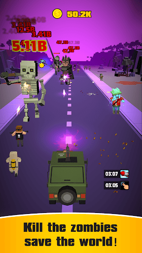 Idle Convoy VS Zombies Incremental 1.0 de.gamequotes.net 1