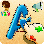 ABC PreSchooL Tracing♬Phonics