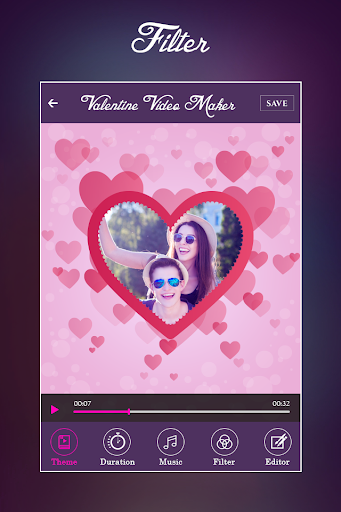 Love Effect Video Maker : Slideshow Maker image | 3