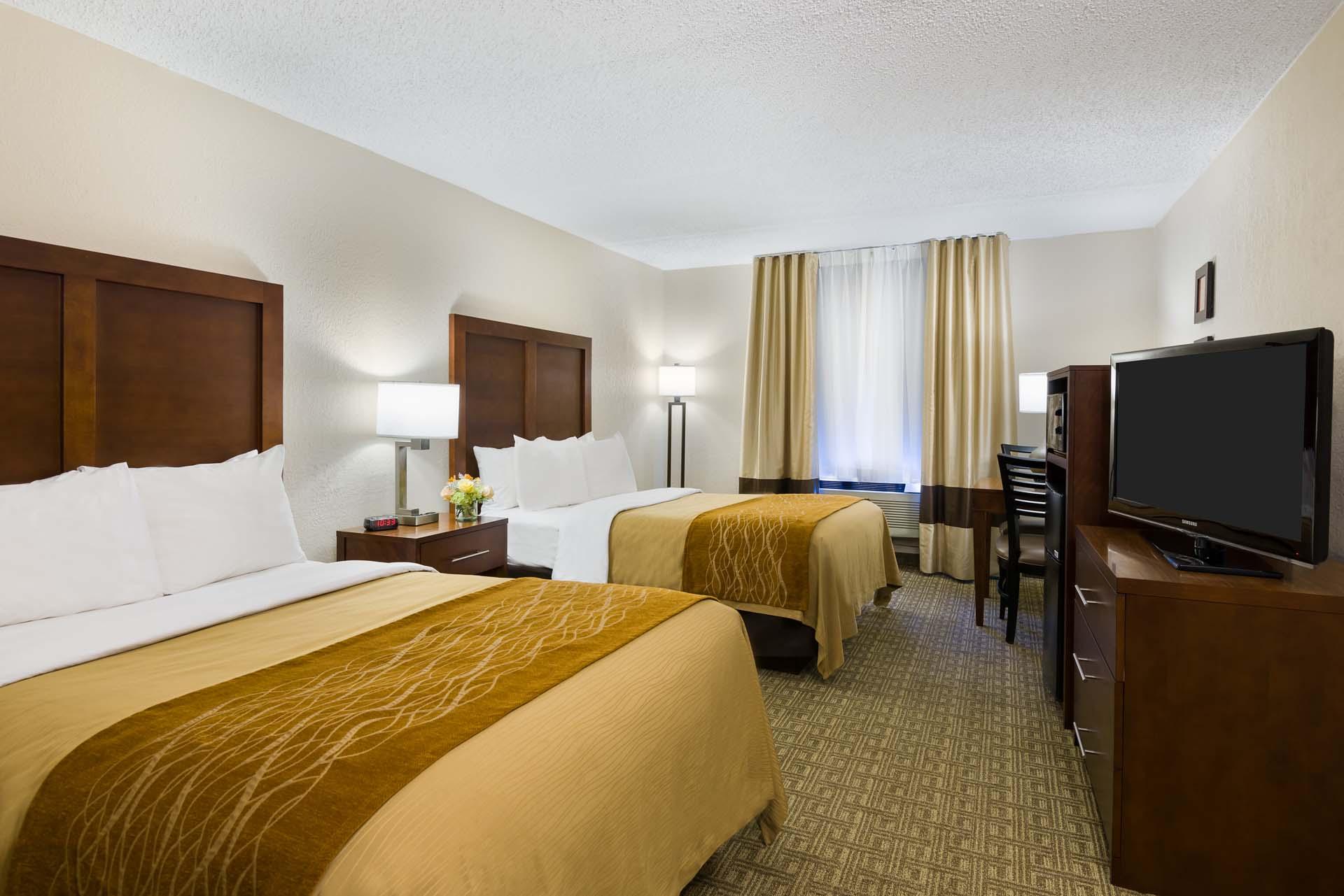 St Louis Mo Hotel Comfort Inn St Louis Westport