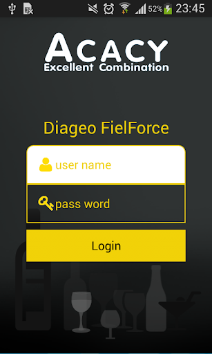 Acacy DG FieldForce 1.1.8 screenshots 1