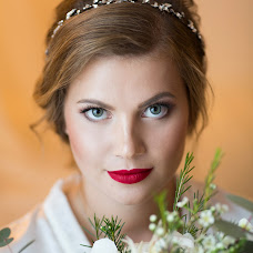 Wedding photographer Olesya Gokhabi (Olesiagh). Photo of 01.11.2017