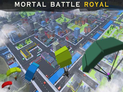 Shooting RULES OF BATTLE: Royale Online Pixel FPS 1.7 screenshots 5