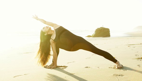Yoga With Mariko Free Video