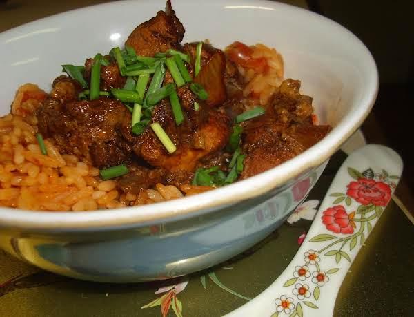 Oyako-donburi (chicken And Egg Over Rice)