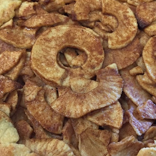 Elle's Rustic Apple-Cinnamon Tart