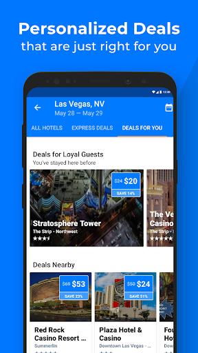 Priceline - Travel Deals on Hotels, Flights & Cars 4.82.217 screenshots 6