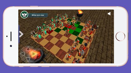 Chess Battle War 3D 1.10 screenshots 4