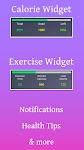 screenshot of Calorie Counter - EasyFit free