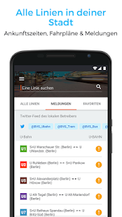 Moovit: Bus, Bahn & ÖPNV Info Screenshot
