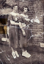 Photo: Mildred and Muriel Tulman