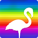 Colorfly : Coloring Games icon