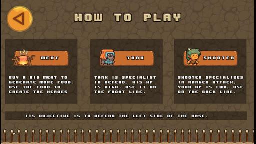 Code Triche Prehistoric Warfare mod apk screenshots 3