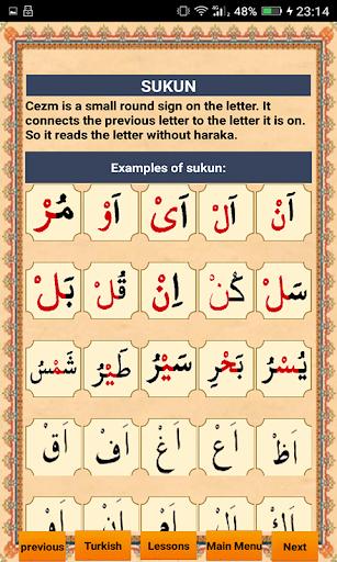 Learn Quran voiced Elif Ba screenshot 11