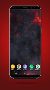 Space Nebula Pack HD - náhled