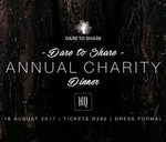 4th Annual Charity Dinner with HQ and Dare to Share : HQ