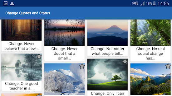 Download Change Quotes For PC Windows and Mac apk screenshot 7